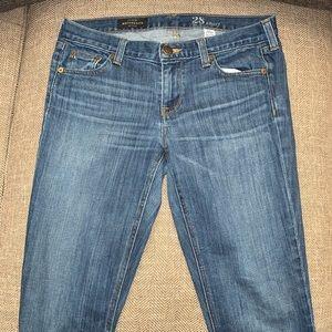 EUC J Crew Matchstick Jeans Size 28 Short.